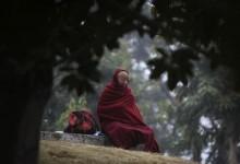 I monaci e il secchio
