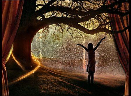 Poesia… La serenità della pioggia
