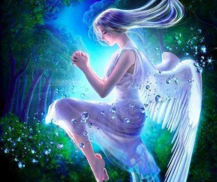Angeli… Vehuiah