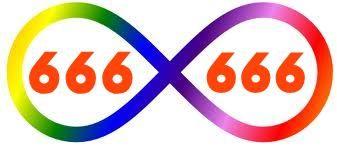 SEQUENZA DEL NUMERO ANGELICO 6 66 666 6666
