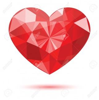 cuore diamante
