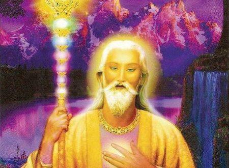 I Maestri Ascesi: Il Maestro  Lord Lanto