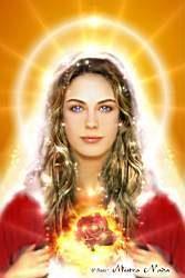 I Maestri Ascesi: Lady Nada