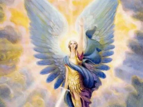Doreen Virtue:Arcangelo Raziel