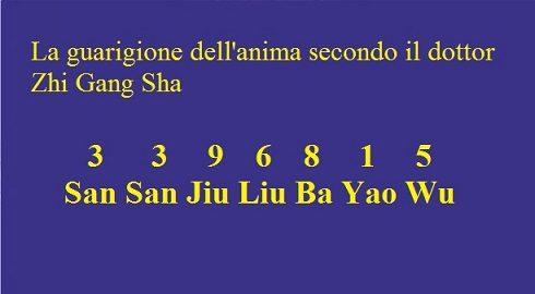 Il Sacro Mantra Divino 3 3 9 6 8 1 5