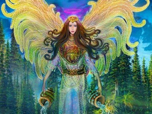 Doreen Virtue: Arcangelo Jophiel
