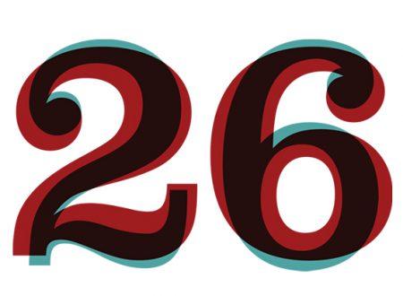 Significato del Numero Angelico 26