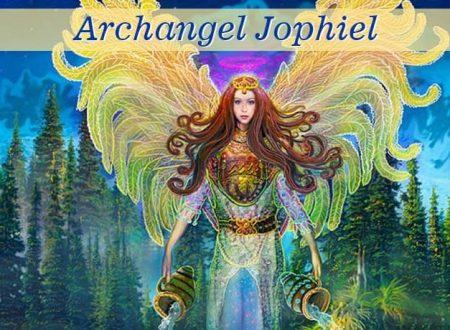 Messaggio dell'Arcangelo Jophiel