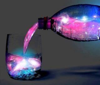 acqua caricata di gobovi