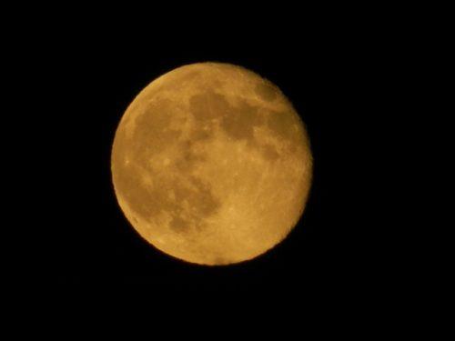 Preghiera alla Luna