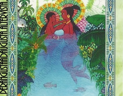 """Il messaggio delle Sirene e dei Delfini: """"Cuore Guaritore"""""""