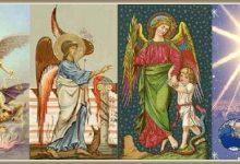 Rituale degli Arcangeli Michele, Gabriele, Raffaele, Uriel.