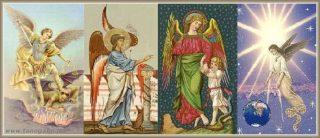 4 arcangeli