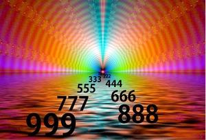 I numeri nel linguaggio degli Angeli