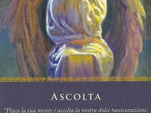 The Oracle of the Angels of August 29.08.2016