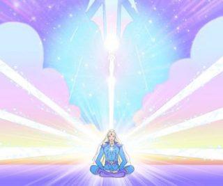 meditazione luce bianca