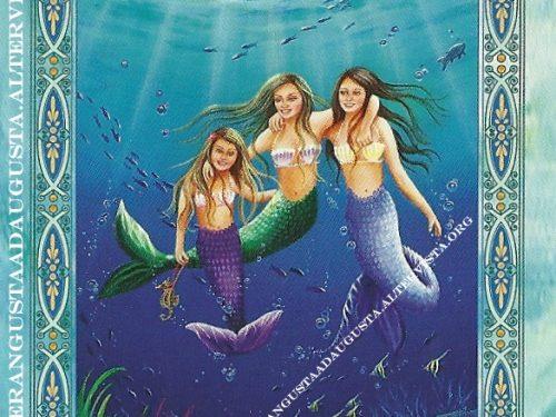 """Il messaggio delle Sirene e dei Delfini: """"Persona solidale"""""""