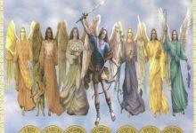 Elenco degli Arcangeli da Invocare per ricevere aiuto specifico.