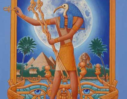 Doreen Virtue: Thoth