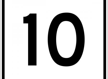 """I numeri del destino """"10"""""""
