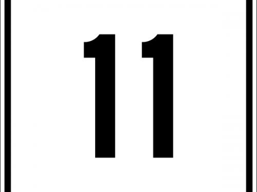 """I numeri del destino """"11"""""""