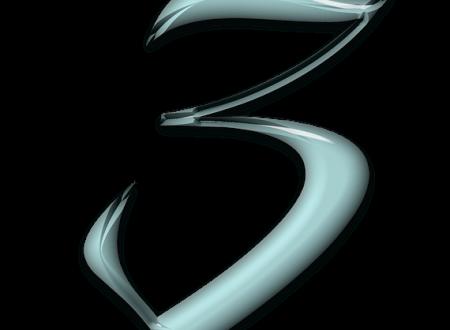 """I numeri del destino """"3"""""""