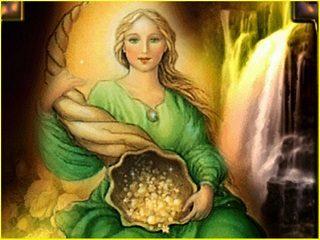 Angeli  dell'Abbondanza: Chiedi aiuto