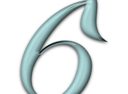 """I numeri del destino """"6"""""""