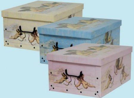 Crea una scatola degli Angeli per i tuoi desideri.