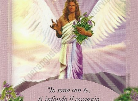 Ascolta il messaggio dell'Arcangelo Michele