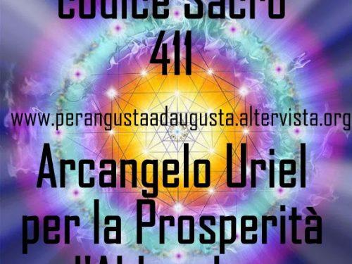 Elenco dei codici Sacri Angelici per attirare abbondanza