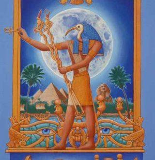 Doreen Virtue: Thoth