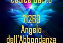 """Attivazione del codice Sacro 71269 """"Angelo dell'Abbondanza"""""""