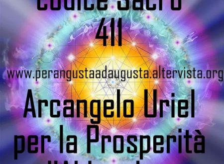 Attivazione del codice Sacro 411 Arcangelo Uriel per la Prosperità e l'Abbondanza