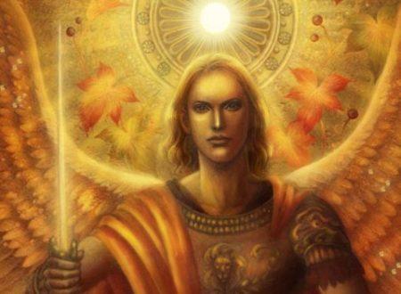 Potenziamento Luce della Prosperità con l'Arcangelo Michele