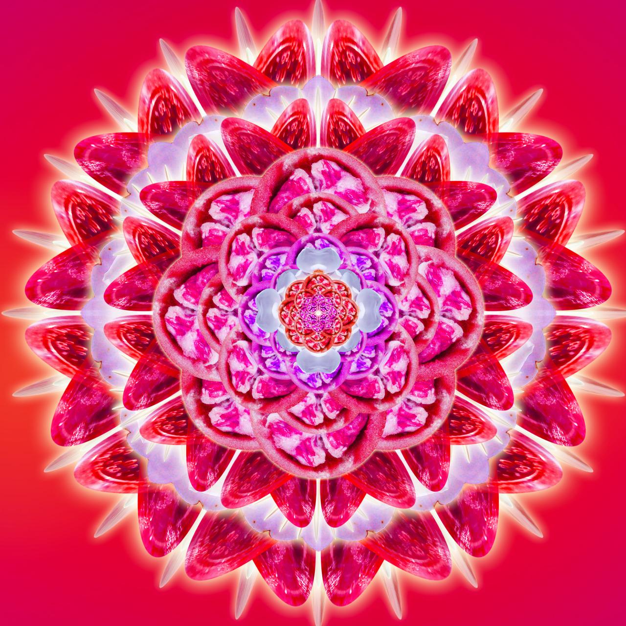 Mandala E Affermazioni Positive Per Attirare Lamore