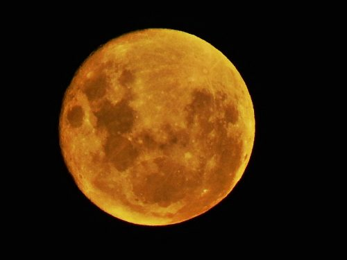 Luna piena dell'11 febbraio