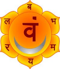 "I 7 Chakra ""Svadhistana Chakra"""
