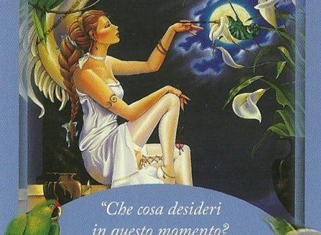 Ascolta il messaggio dell'Angelo Francesca