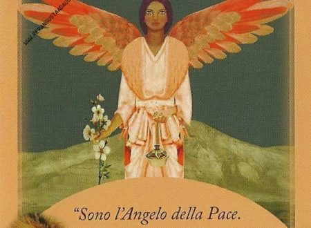 Ascolta il messaggio dell'Angelo Shanti