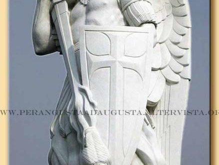 La sacra linea dell'Arcangelo Michele
