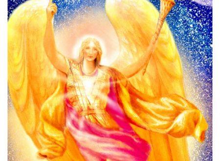 "ABC degli Arcangeli: ""L'Arcangelo Raguel"""