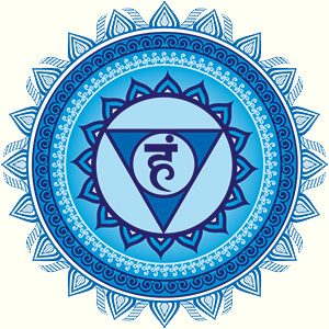 I 7 Chakra: Vishudda Chakra