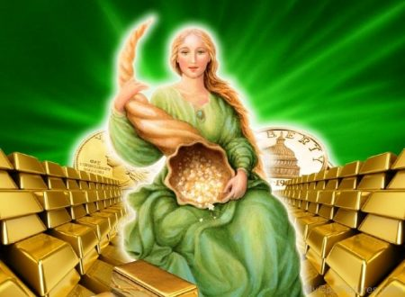 Potente Invocazione per la Prosperità alla Dea Abundantia