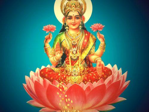 Invocazione per la prosperità alla Dea Lakshmi