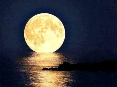 Luna piena del 12 marzo