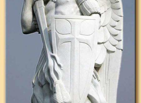 Messaggio dell'Arcangelo Michele (Prima parte)