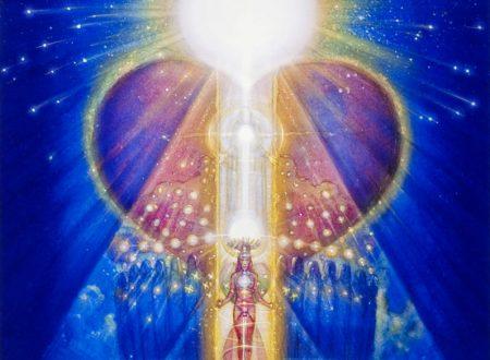 Come ricevere il Mantello d'oro e d'argento dell'Arcangelo Metatron