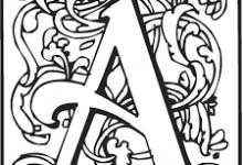 ll dizionario dei Segni (lettera A)