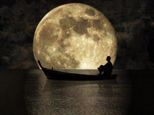 Luna piena del 10 maggio